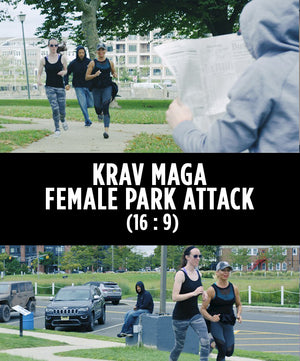 Krav Maga - Female Park Attack (16 : 9) - Dojo Muscle