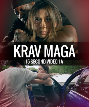 Krav Maga Video 15 Second 1 a - Dojo Muscle