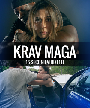 Krav Maga Video 15 Second 1 b - Dojo Muscle