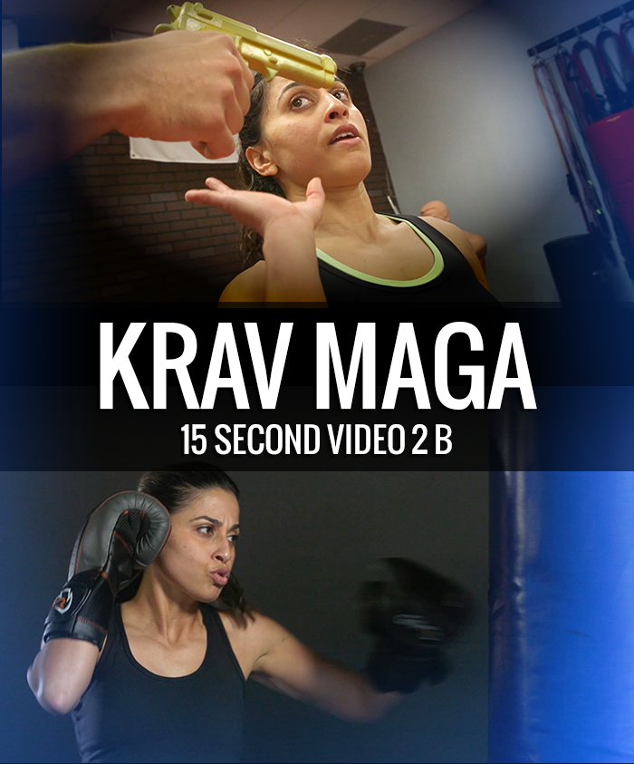 Krav Maga Video 15 Second 2 b