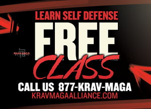 Trial Pass Krav Maga Alliance 4a - Dojo Muscle