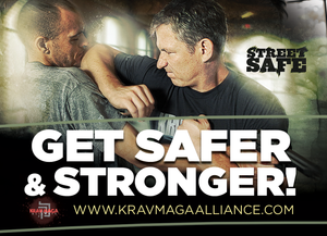 Trial Pass Krav Maga Alliance 4c - Dojo Muscle