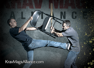 Trial Pass Krav Maga Alliance 1A - Dojo Muscle