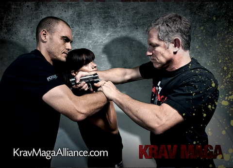 Trial Pass Krav Maga Alliance 1B