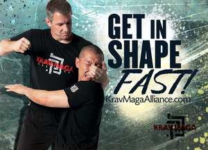 Trial Pass Krav Maga Alliance 2D - Dojo Muscle