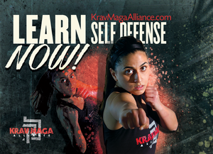 Trial Pass Krav Maga Alliance 3B