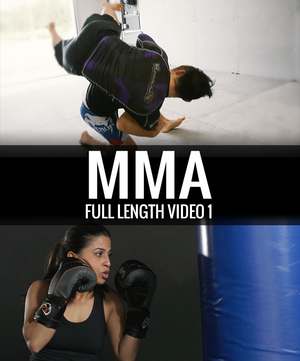Mixed Martial Arts Video 1 - Dojo Muscle