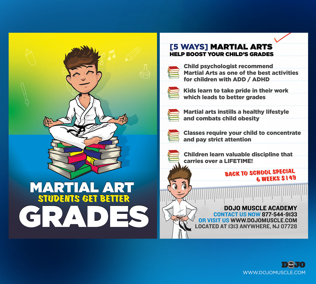 back to school martial arts does this a dojo muscle back to school martial arts students get better grades 1c