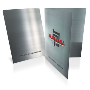 Krav Maga Folders - Sleek - Dojo Muscle