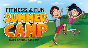 Fitness and Fun Summer Camp EDDM Back