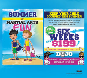 Children's Summer Fun Series 1d