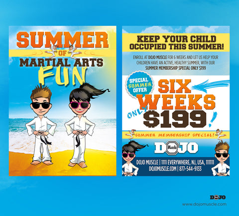 Summer Of Fun Martial Arts