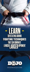 Tear Off Cards - Jiu Jitsu 1