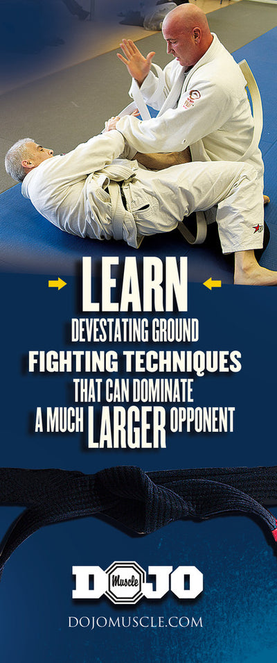 Tear Off Cards Jiu Jitsu 3 Dojo Muscle