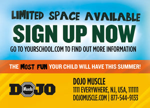 Fitness and Fun Summer Camp Trial Pass 1B