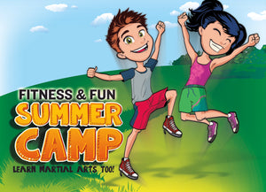 Fitness and Fun Summer Camp Trial Pass 1A