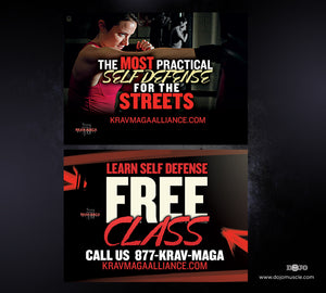 Trial Pass Krav Maga Alliance 4a