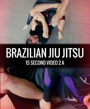 Brazilian Jiu Jitsu Video 15 Second 2 a - Dojo Muscle