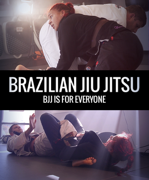 Brazilian Jiu Jitsu - Jiu Jitsu is for Everyone - Dojo Muscle