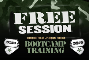 Boot Camp Trial Pass - Dojo Muscle