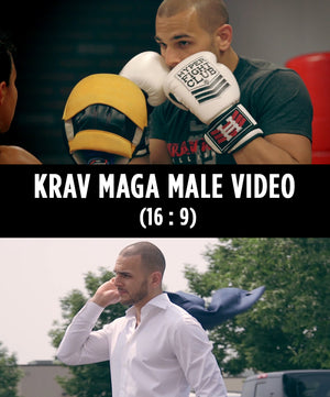 Krav Maga - Male Video (16 : 9)