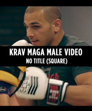 Krav Maga - Male Video (Square) - No Title