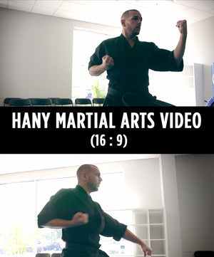Martial Arts - Male Video (16 : 9)