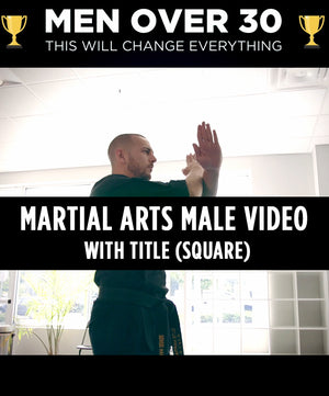 Martial Arts - Male Video (Square) - With Title