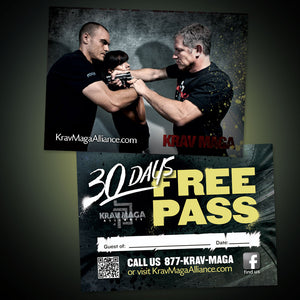 Trial Pass Krav Maga Alliance 1B - Dojo Muscle