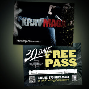 Trial Pass Krav Maga Alliance 1C - Dojo Muscle