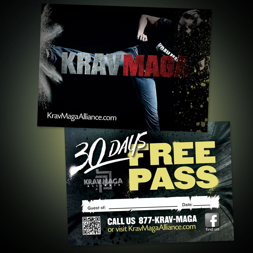 Trial Pass Krav Maga Alliance 1C