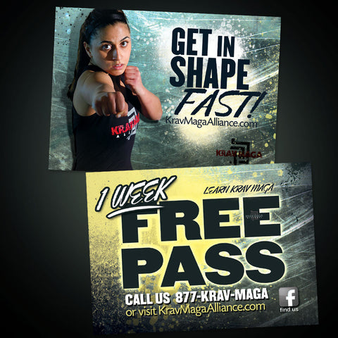 Trial Pass Krav Maga Alliance 2B
