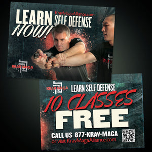 Trial Pass Krav Maga Alliance 3A - Dojo Muscle