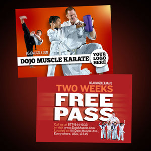 Kids Karate Trial Pass - Dojo Muscle