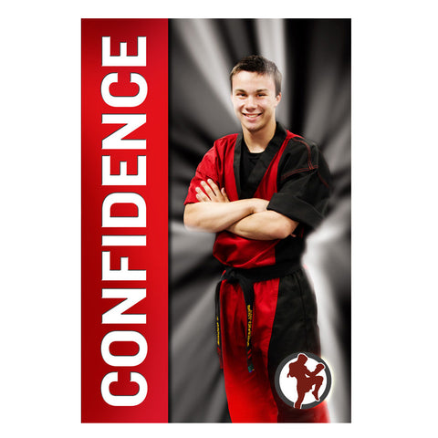 Confidence Poster - ABD