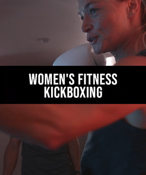 Women's Fitness Kickboxing - Dojo Muscle