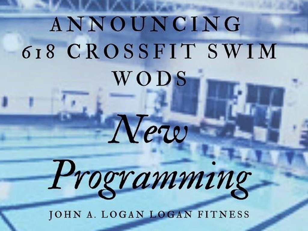 CrossFit Swim now being offered every 2nd and 4th Sunday