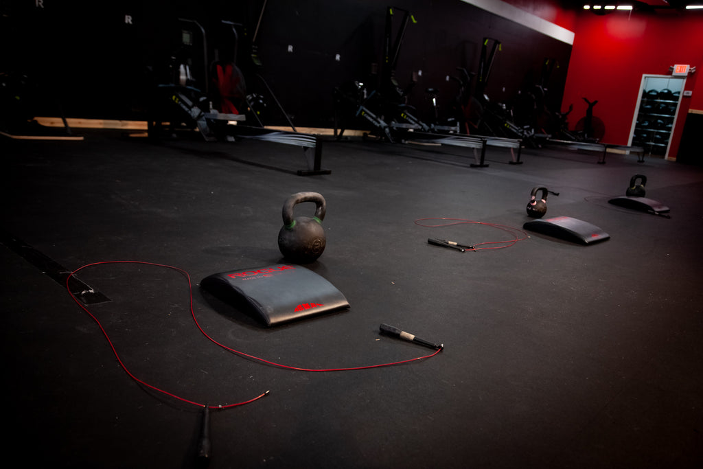 Ab mats and speed ropes