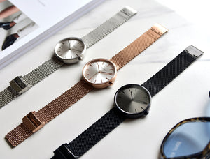 Minimalist and contemporary watches from Ackurat
