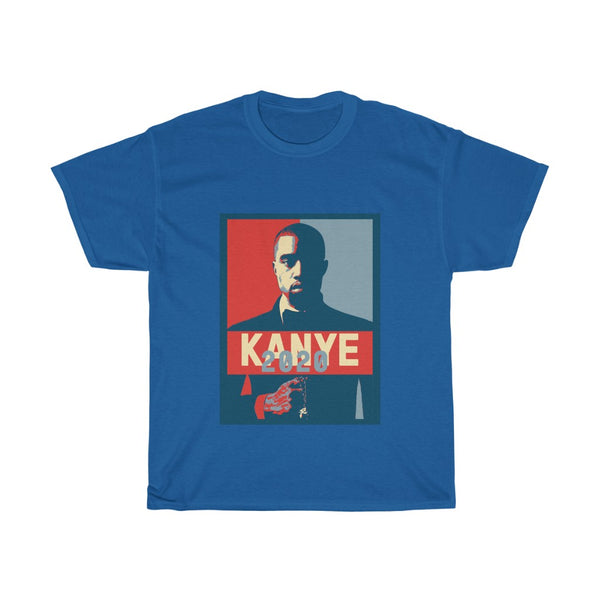 The Original Kanye for President 2020 T-Shirt-Crew neck, DTG, Men's Clothing, Regular fit, T-shirts, Top Spring Products, Unisex, Women's Clothing-Etsy-TrumpVaderStore-TheWorlddiscountstore