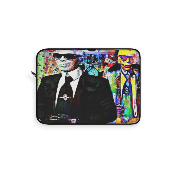 Karl Fashion Master Lagerfeld Laptop Sleeve