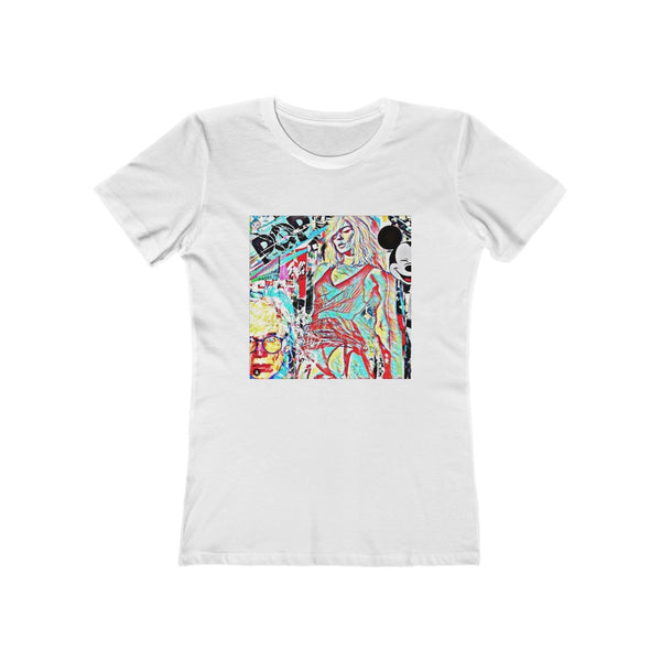 Britney Inspired You Drive Me Crazy Art T-Shirt-Crew neck, DTG, Slim fit, T-shirts, Women's Clothing-Etsy-TrumpVaderStore-TheWorlddiscountstore