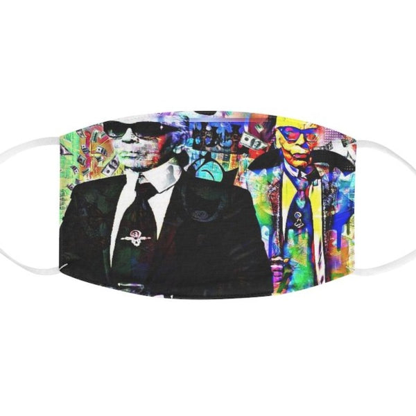 Karl Lagerfeld EB Fabric Face Mask-Accessories, face mask, mask, Other, Unisex-Etsy-TrumpVaderStore-TheWorlddiscountstore