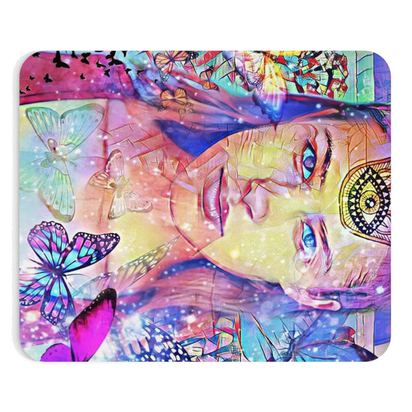 Third Eye Girl2 Mousepad