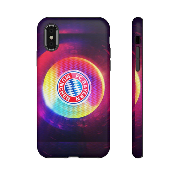 Bayern FC Iphone Android Tough Phone Case