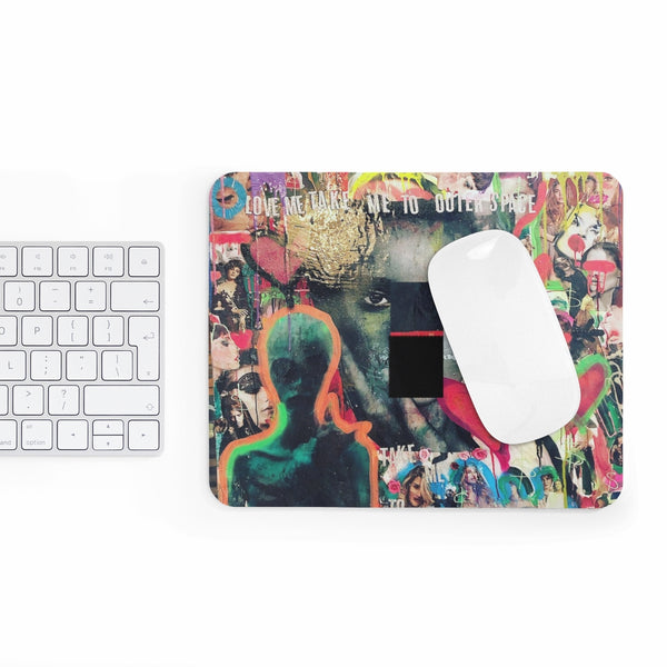 Area 51 Alien Mousepad 1