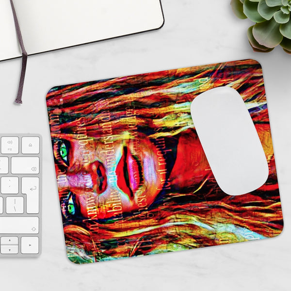 Britney One More Time Mousepad