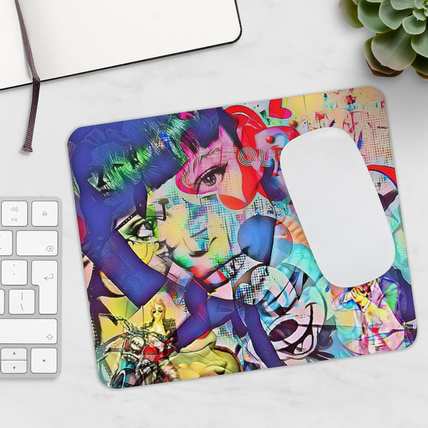 Shake it off Taylor Mousepad