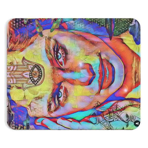 Third Eye Goddess Mousepad