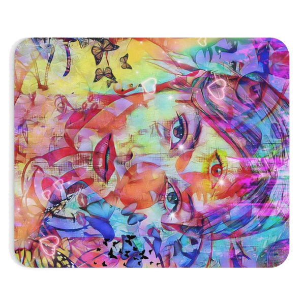 Third Eye Girl3 Mousepad